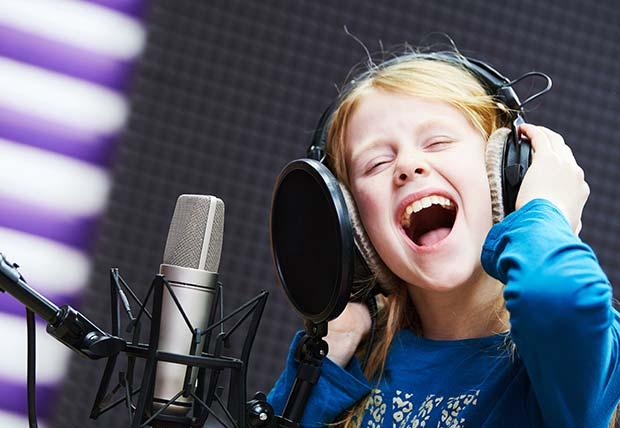 Corsi di canto per bambini - Pordenone