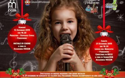 """""""Natale di cuore"""" in Pediatria – 13 dicembre 2019"""