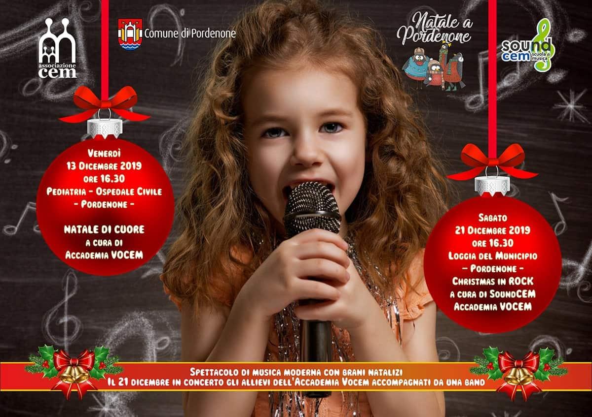 Natale VoCem Pediatria