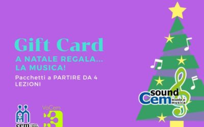 Gift Card – Natale 2020